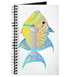 Queen Triggerfish Journal