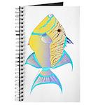 Queen Triggerfish Journal