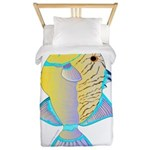 Queen Triggerfish Twin Duvet