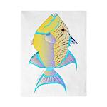 Queen Triggerfish Twin Duvet