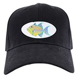Queen Triggerfish c Baseball Hat