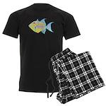 Queen Triggerfish c Pajamas