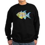 Queen Triggerfish c Sweatshirt