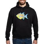 Queen Triggerfish c Hoodie