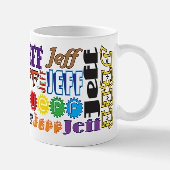Jeff Mug Mugs