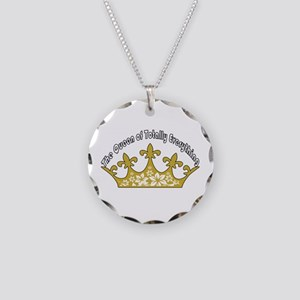 The Queen Of Totally Everything Necklace
