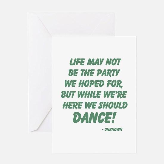 Celebration of Life Greeting Cards