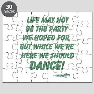 Celebration of Life Puzzle