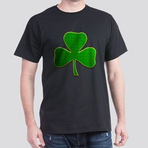 Lucky Irish Shamrock Dark T-Shirt