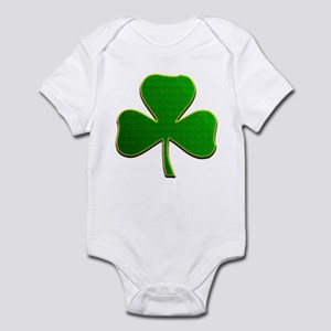 Lucky Irish Shamrock Infant Bodysuit