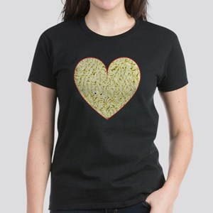 I Love Instant Noodles Women's Dark T-Shirt