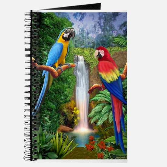 MACAW TROPICAL PARROTS Journal