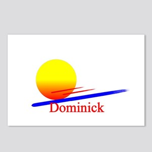 Dominick Postcards (Package of 8)