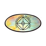 Intergalactic Mission.com Logo ~ Patches