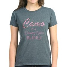 Camo Bling T-Shirt