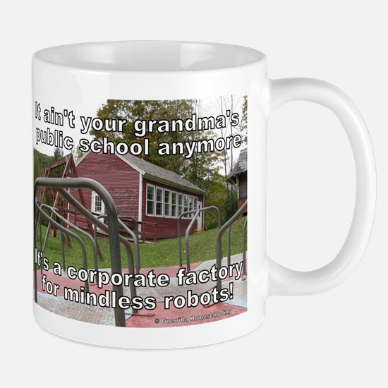 Aint Grandmas School Mugs