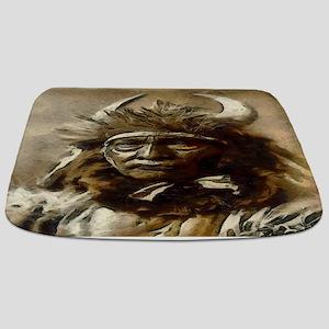 Buffalo Horn Bathmat
