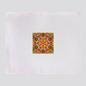 Pretty as a picture Throw Blanket