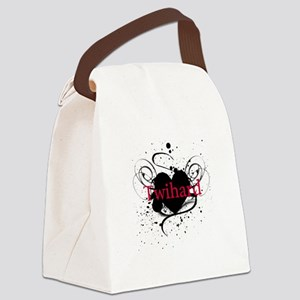 twihard4 Canvas Lunch Bag