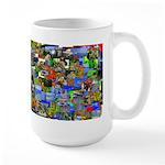 Mental landscape Mugs