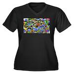 Mental landscape Plus Size T-Shirt