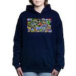 Mental landscape Hooded Sweatshirt