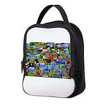 Mental landscape Neoprene Lunch Bag