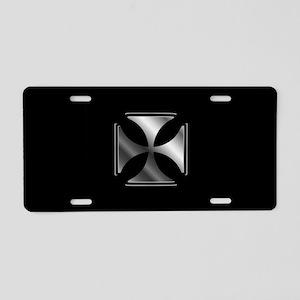Cross Pattee symbol (Christ Aluminum License Plate