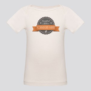 Certified Addict: Forbidden Planet Organic Baby T-