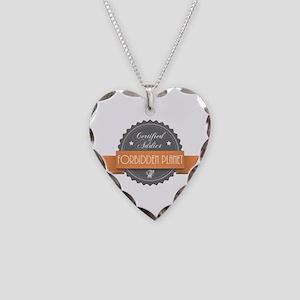 Certified Addict: Forbidden Planet Necklace Heart