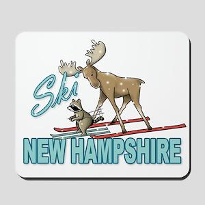 Ski New Hampshire Mousepad