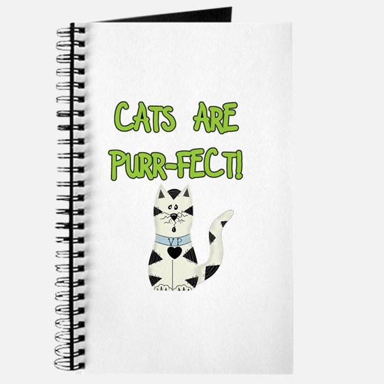 Cats Are Purr-fect Journal
