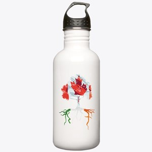 Canada Irish Roots Stainless Water Bottle 1.0L