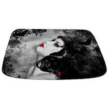 Black Rose Fantasy Bathmat