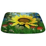 Sunflower Bathmat