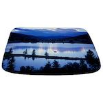 Mountain Lake Bathmat