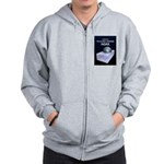 I Survived The Global Warming Hoax Zip Hoodie
