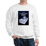 I Survived The Global Warming Hoax Sweatshirt