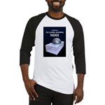 I Survived The Global Warming Hoax Baseball Jersey