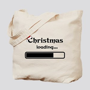 Christmas Loading Tote Bag