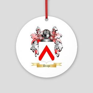 Drago Ornament (Round)