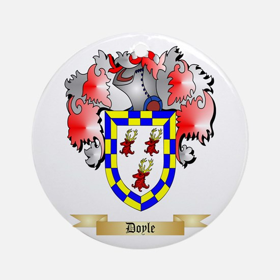 Doyle Ornament (Round)
