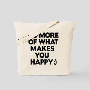 Do More Thinks Tote Bag