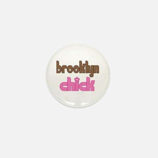 Love In Brooklyn Mini Button