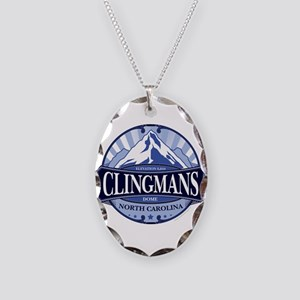 Clingmans Dome North Carolina Tennessee Necklace