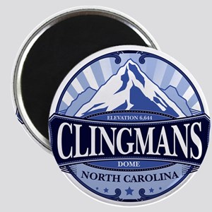 Clingmans Dome North Carolina Tennessee Magnets