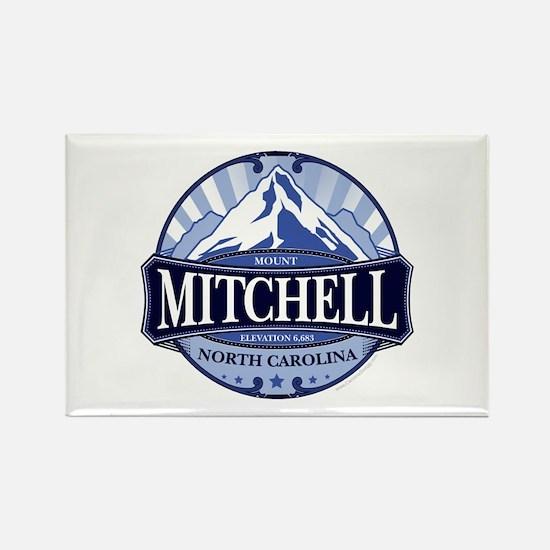 Mount Mitchell North Carolina Magnets