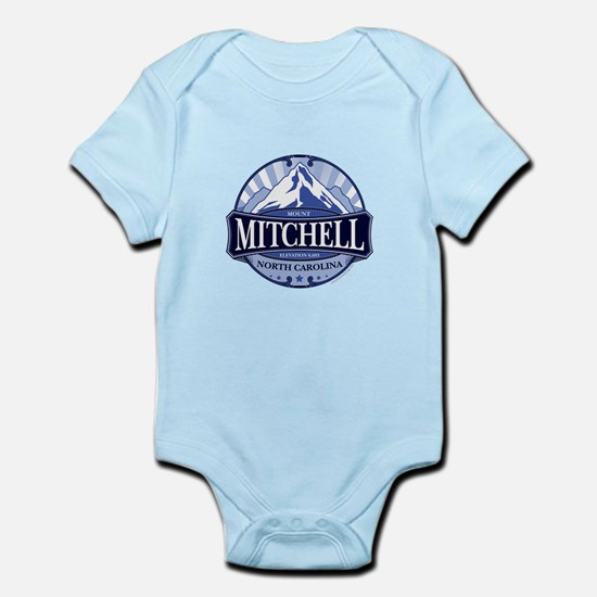 Mount Mitchell North Carolina Body Suit