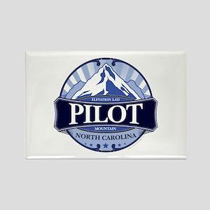 Pilot Mountain North Carolina, South Carolina Magn
