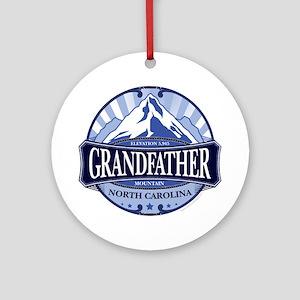Grandfather Mountain North Carolina-01 Ornament (R